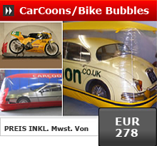 CarCoons/ Bike Bubbles